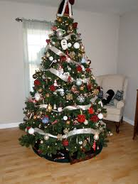 decorating beautiful balsam hill christmas trees for inspiring