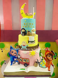 dave and ava nursery rhymes cake cupcake mistress ph pinterest