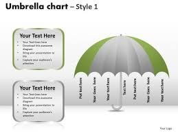 umbrella powerpoint template animated umbrella protection