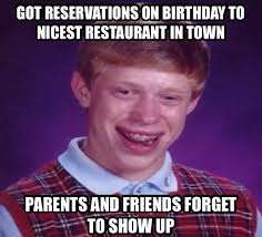 Day After Birthday Meme - i even made it for the day after my birthday since i knew everyone