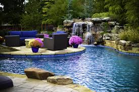 oklahoma city outdoor living pool builder pool designs aquascapes