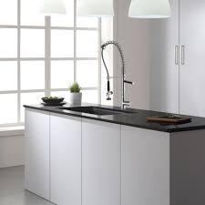 Double Sinks Kitchen Kraus Vessel Sink Combo Kraus Double Sink Kraus Sink