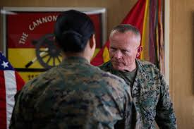 Usmc Flag Officers The Problem With Becoming An Irreplaceable Marine Officer