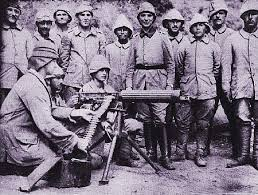 Ottoman Army Ww1 The Near East And The World War Turkish Army Prepares For War