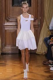 one shoulder flower picture frame viktor u0026 rolf dress u2013 designers