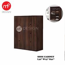Mf Design Furniture Mf Design Twig Wooden Shoe Cabinet Lazada Malaysia