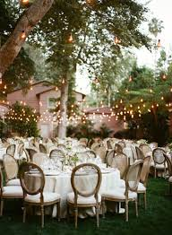 How To Decorate A Backyard Wedding Neutral Wedding Color Ideas Invitesweddings Com