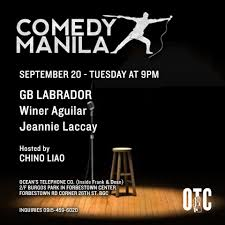 shows comedy manila