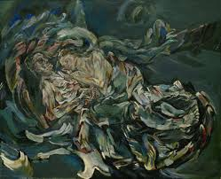 oskar kokoschka the bride of the wind windsbraut 1914 artsy