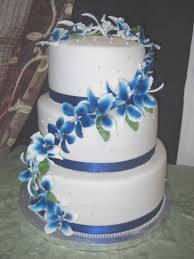 silver wedding cakes royal blue and silver wedding decorations new royal blue wedding