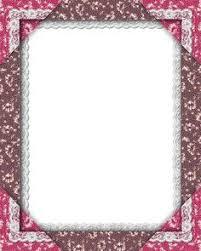 pink transparent frame a u0026 banners 橫幅 800 pinterest