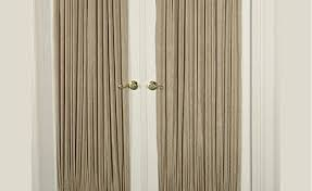 Curtain Rods French Doors 12 Best French Door Curtains Images On Pinterest Curtains Inside