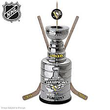 pittsburgh penguins 2016 stanley cup chions ornament
