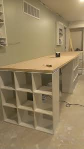 Diy Craft Desk With Storage Craft Table Ideas Dimartini World