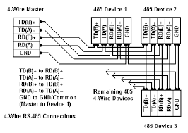 diagrams 450320 rs485 db9 4 wiring diagram u2013 rs485 connections