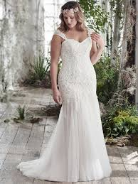 plus size fit and flare wedding dress what are the best solutions for plus size brides tips on choosing