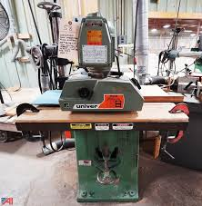 table saw power feeder auctions international auction day 2 woodworking industrial