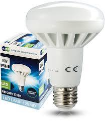 calex led light bulbs r80 led 9w e27 replacment for reflector r80 led light bulb energy