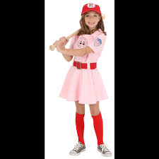 a league of their own costume a league of their own youth costume a mighty girl
