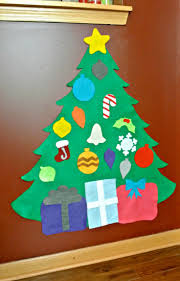 138 best felt christmas tree for kids images on pinterest felt