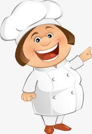 chapeau de cuisine chef de dessin animé des personnages de dessins animés chapeau la