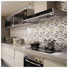 peel and stick kitchen backsplash the best stick on kitchen backsplash peel and for