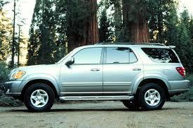 2001 toyota sequoia 2001 toyota sequoia overview cars com