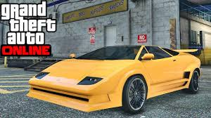 yellow lamborghini countach gta 5 gun running dlc buying a lamborghini countach gta 5