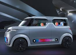 nissan cube 2015 interior nissan teatro for dayz concept 2015 targets digital natives by