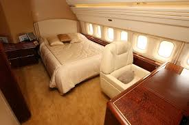 pictured see inside 100m luxury private jet owned by us