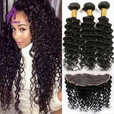 wave sew in wave bundle sew in curly hair extensions ebay