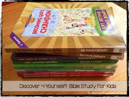 discover 4 yourself bible studies the curriculum choice
