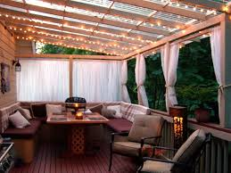 covered deck ideas to apply home decor and design ideas