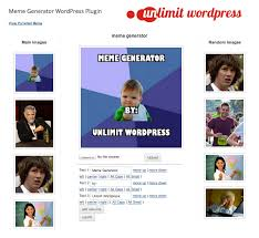 No Meme Generator - meme generator wordpress plugin by jordanbanafsheha codecanyon