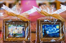 Themed Favors by Themed Bat Mitzvah