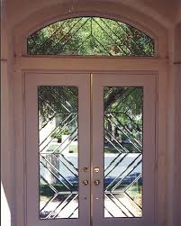 stained glass door windows leaded glass entry doors