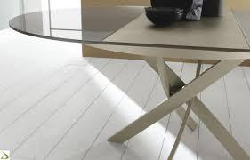 barone modern round table by bontempi arredo design online