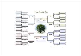 family tree diagram template 12 free word excel pdf free