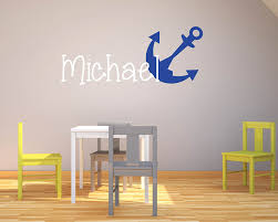 name wall decals vinyl wall art stickers