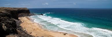 Blue Flag Beach Flag Beach Fuerteventura Kiteworld Magazine The Original
