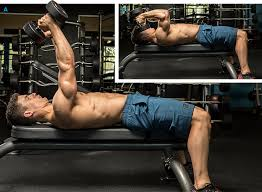 Bench Press For Biceps - 5 beastly arm routines