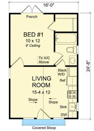 architectural design floor plans 6 simple floor plans for compact homes 400 square
