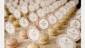 macaron wedding favors marvelous melt in your macaron wedding inspiration mon