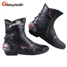 Online Get Cheap Motorcycle Boots Riding Aliexpress Com Alibaba