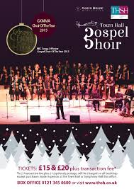 book your christmas concert tickets now town hall gospel choir