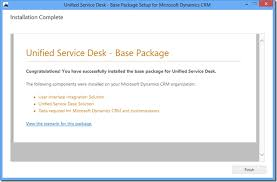 Microsoft Service Desk Sonoma Partners Microsoft Crm And Salesforce Blog How To Setting
