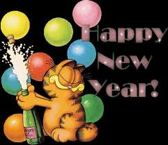 garfield happy new year pictures photos and images for