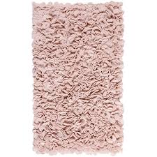 Pink Bathroom Rugs And Mats Aquanova Sepp Bath Mat Blush 60x100cm Featuring Polyvore Home