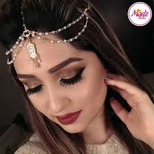 pearl headpiece madz fashionz uk nazan asghar pearl drop headpiece