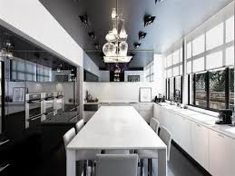 grande cuisine grande cuisine contemporaine et blanches modern